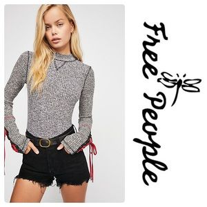 New Free People Mountaineer Cuff Top